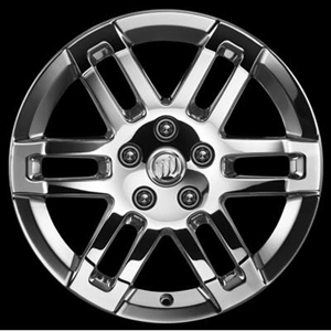 2005 Buick LaCrosse 17 inch Wheels - 6-Split-Spoke Polished 17800155