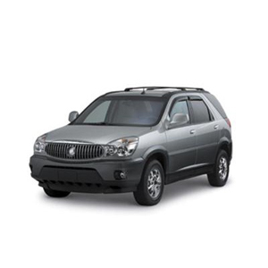 2005 Buick Rendezvous Roof Rack Cross Rail Package 17800026