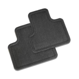 2005 Buick Rainier Floor Mats - Rear Carpet Replacements 15229704