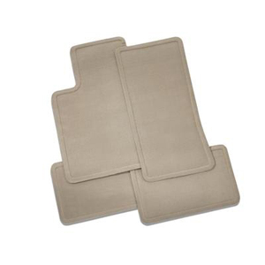 2008 Buick LaCrosse Floor Mats - Front and Rear Carpet Replac 20760470