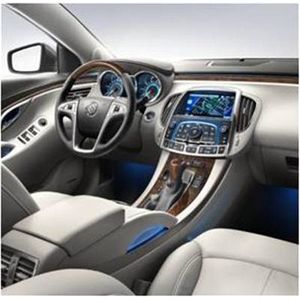 2010 Buick LaCrosse Ambient Lighting