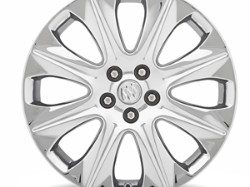 2015 Buick LaCrosse 20-inch 8-Spoke Polished Wheel 19302722